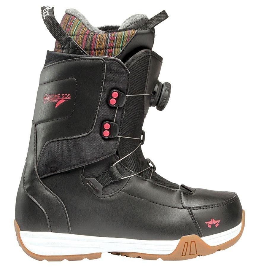 Rome Stomp Women's Boots 2016 | Black