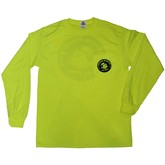 Bums Longsleeve | Safety Green