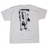 Adult Video Tee | White