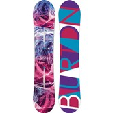 Feelgood Women's (Camber) Snowboard 2017