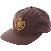 OG Classic Swirl Patch Strapback Hat | Brown