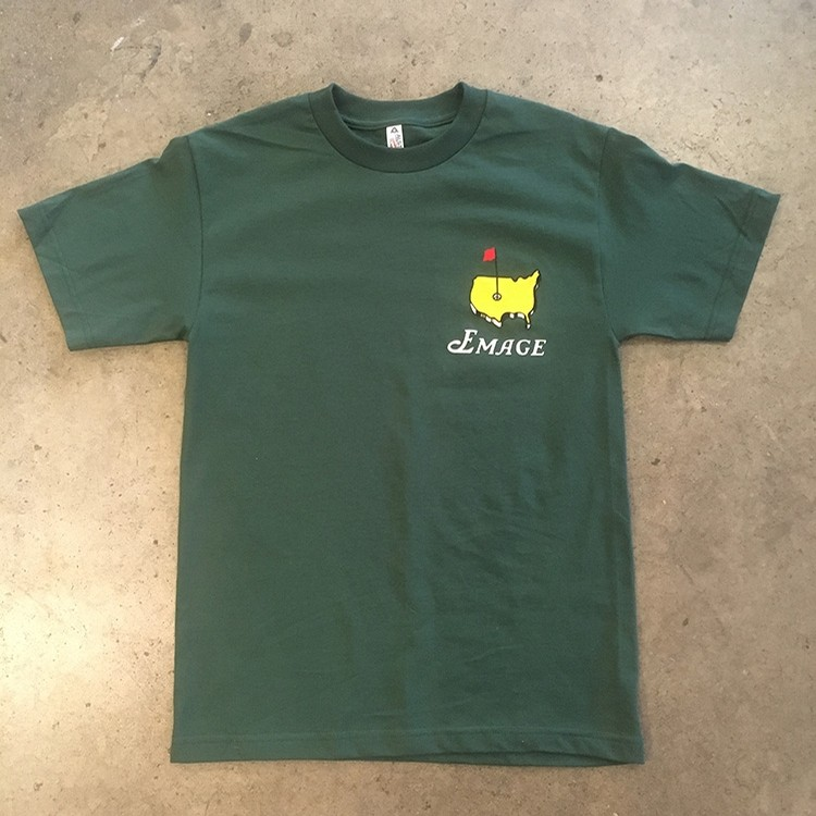 Emage Masters Tee (Forest Green)