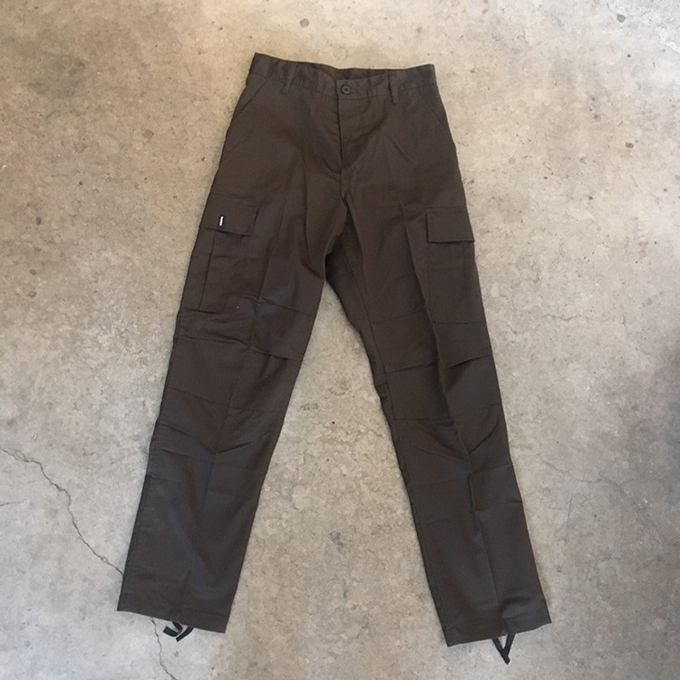 Theories of Atlantis SWAT Cargo Pant (Dark Brown)