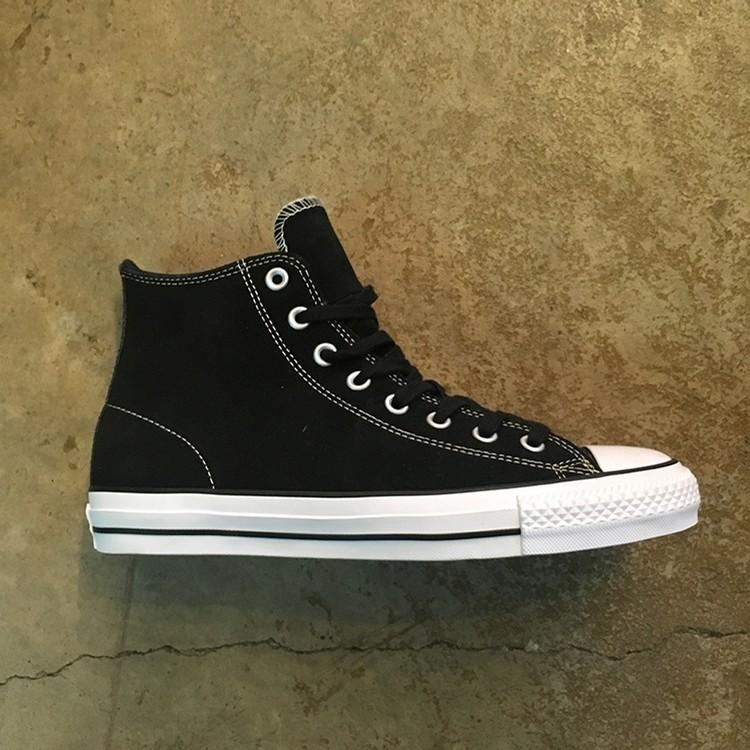 Converse CTAS Pro Hi (Black/White)