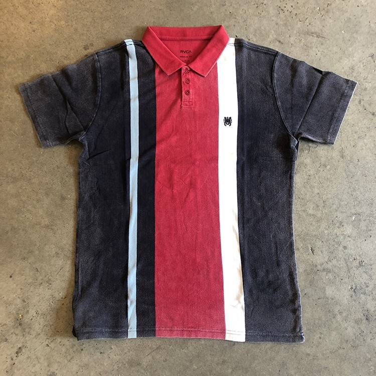 RVCA Remastered Polo (OGY)