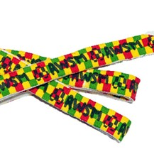 AWSM Brand Fatty Lace (Rasta Check)