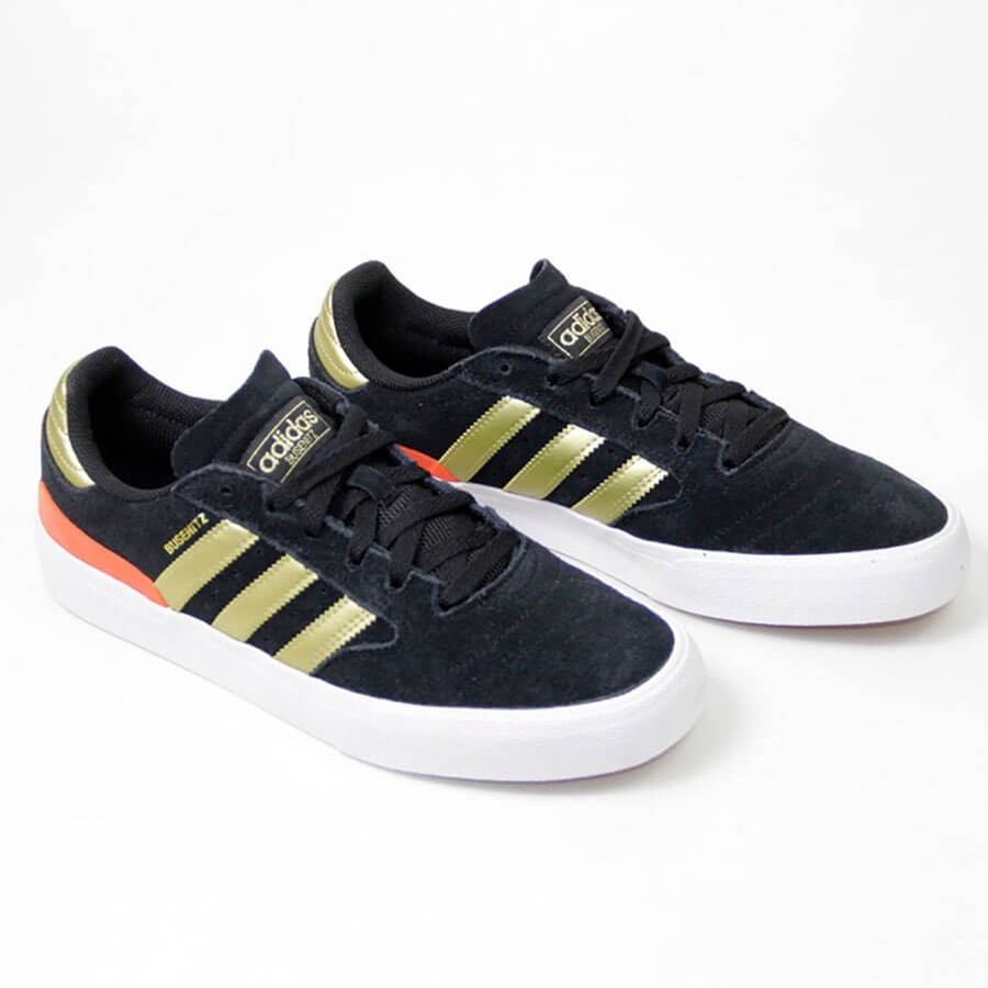 Busenitz Vulc 2 (Black/Gold/Red)
