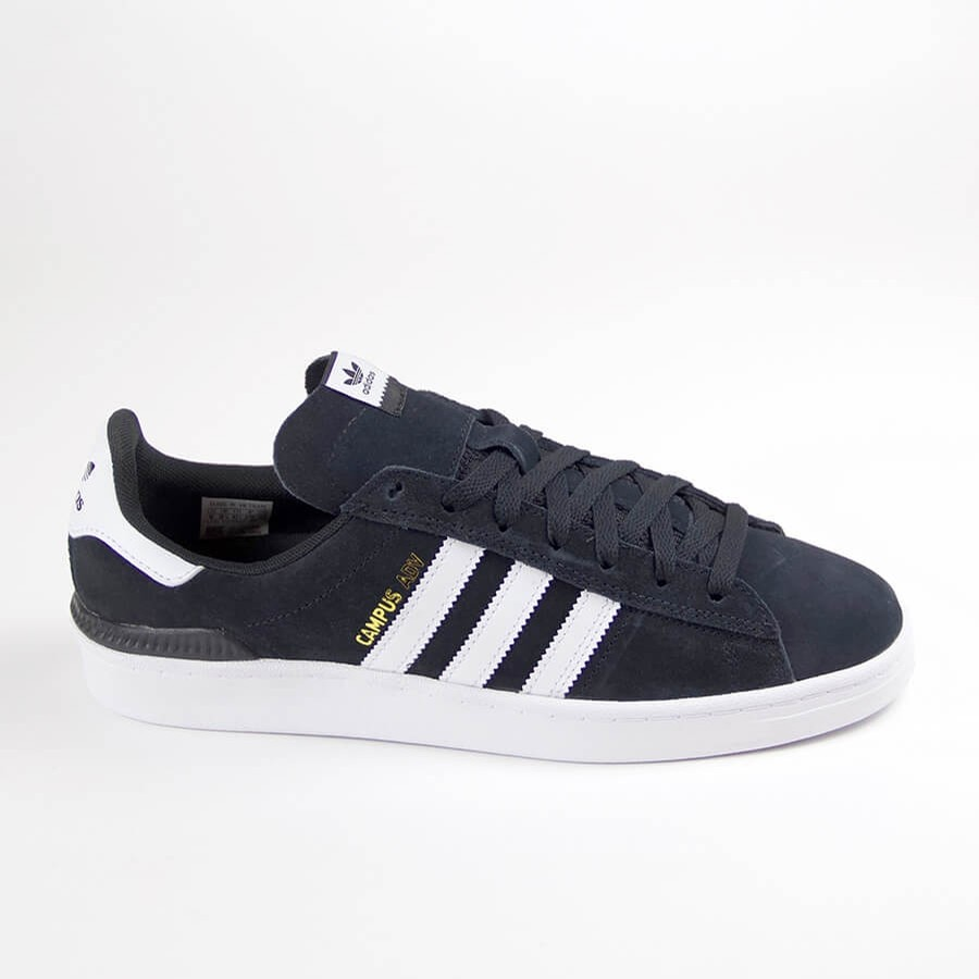 Campus ADV (Black/White/White)