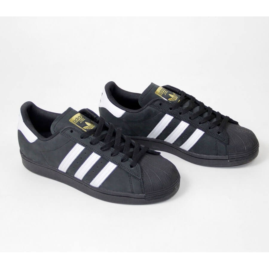 Superstar ADV (Black/White/Gold)