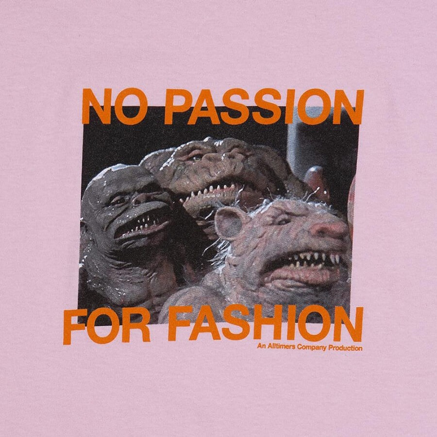 9 Passion Tee (Pink)