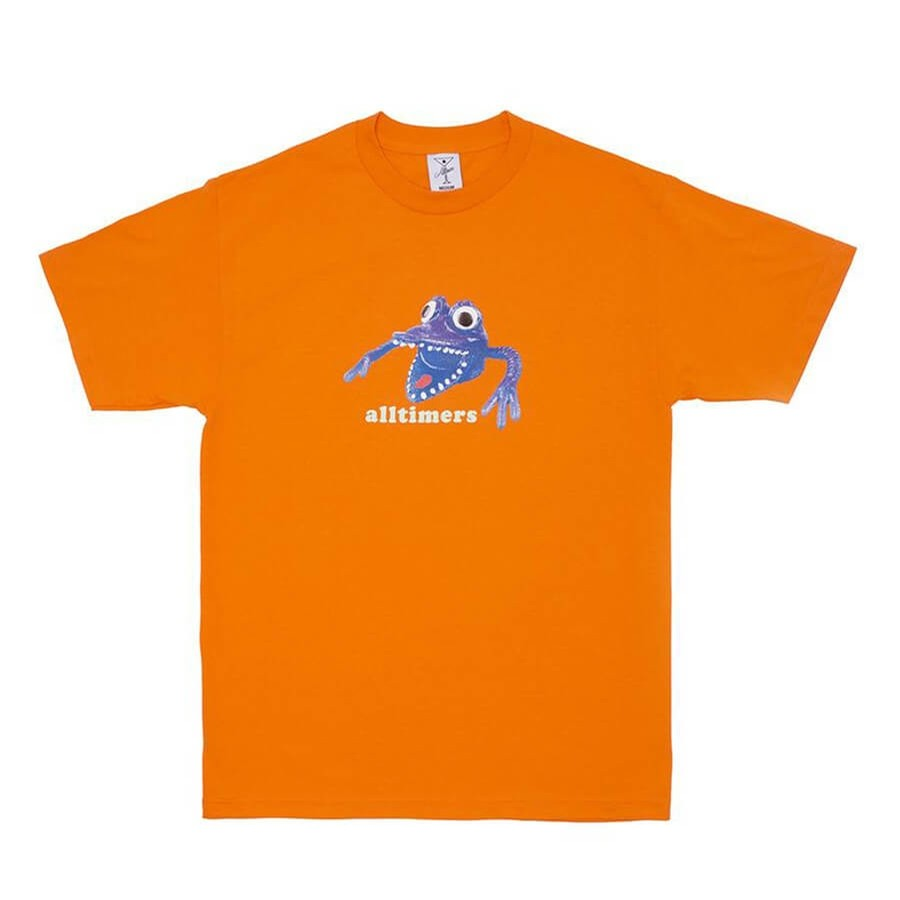 Monster Tee (Orange)
