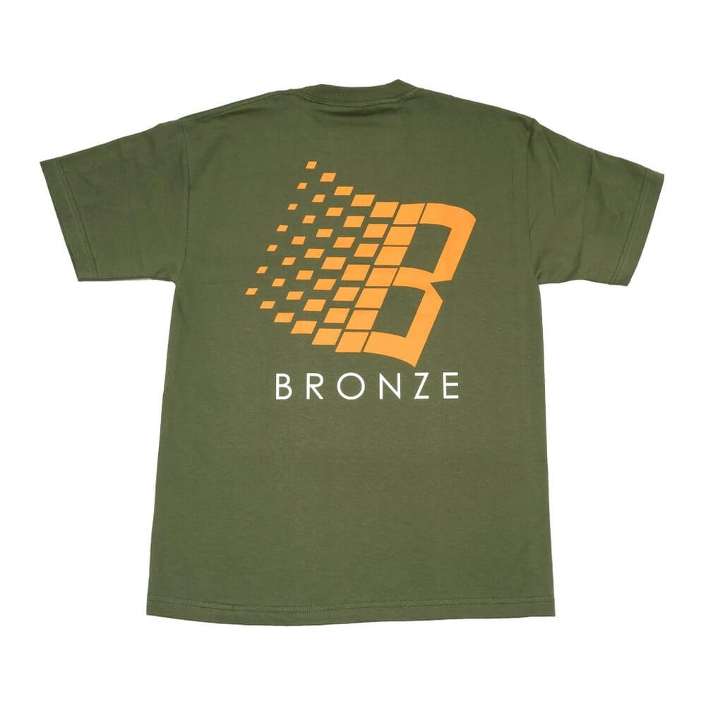 CLASSIC LOGO TEE (FOREST GREEN)