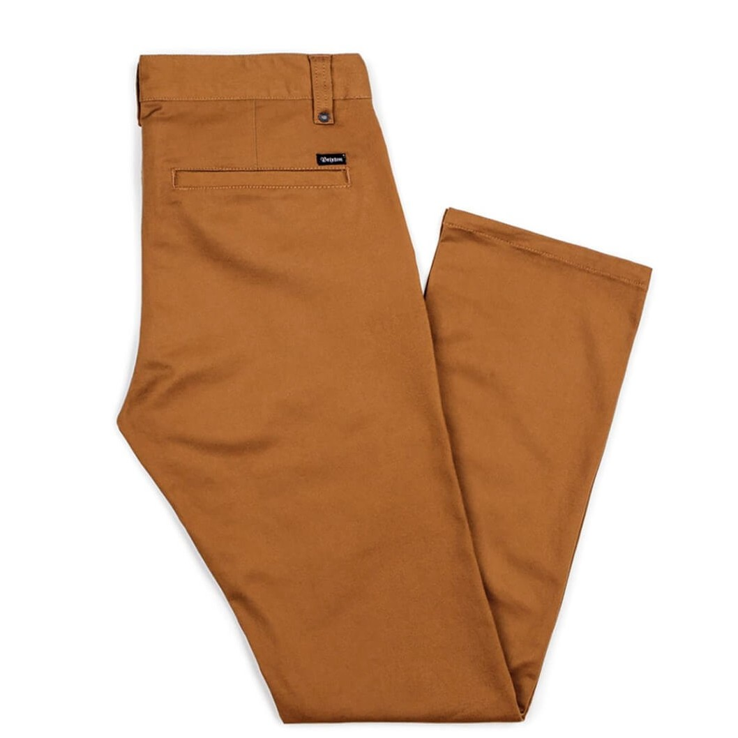 RESERVE 5-POCKET PANT (BARK)