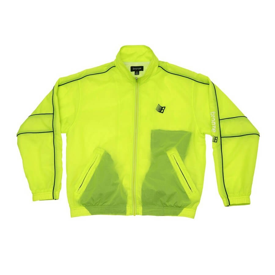 Sport Jacket (Neon Lime)