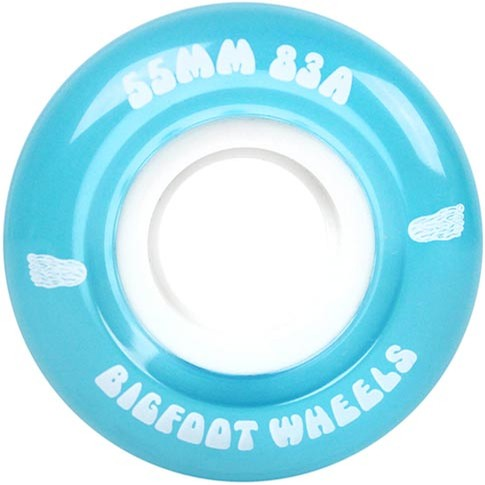 Cruiser Wheel 83A (Blue)