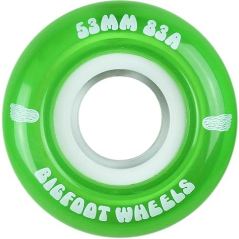 Cruiser Wheel 83A (Green 53mm)