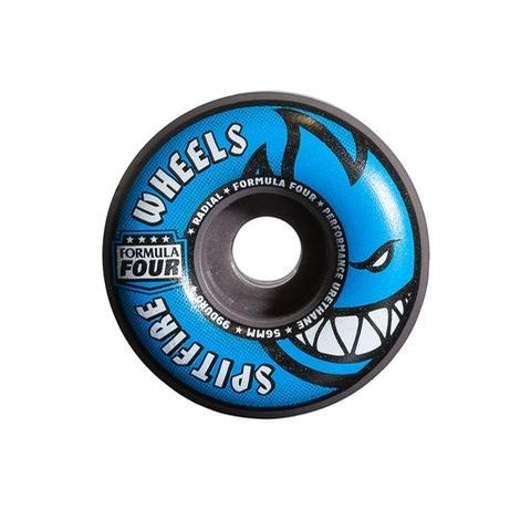 F4 99a RADIALS (56mm GREY/BLUE)
