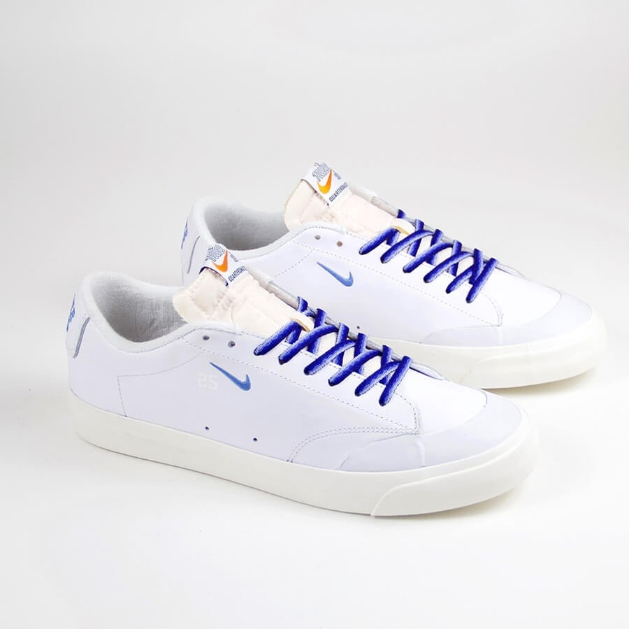 Nike SB Zoom Blazer Low XT QS (White/Blue)