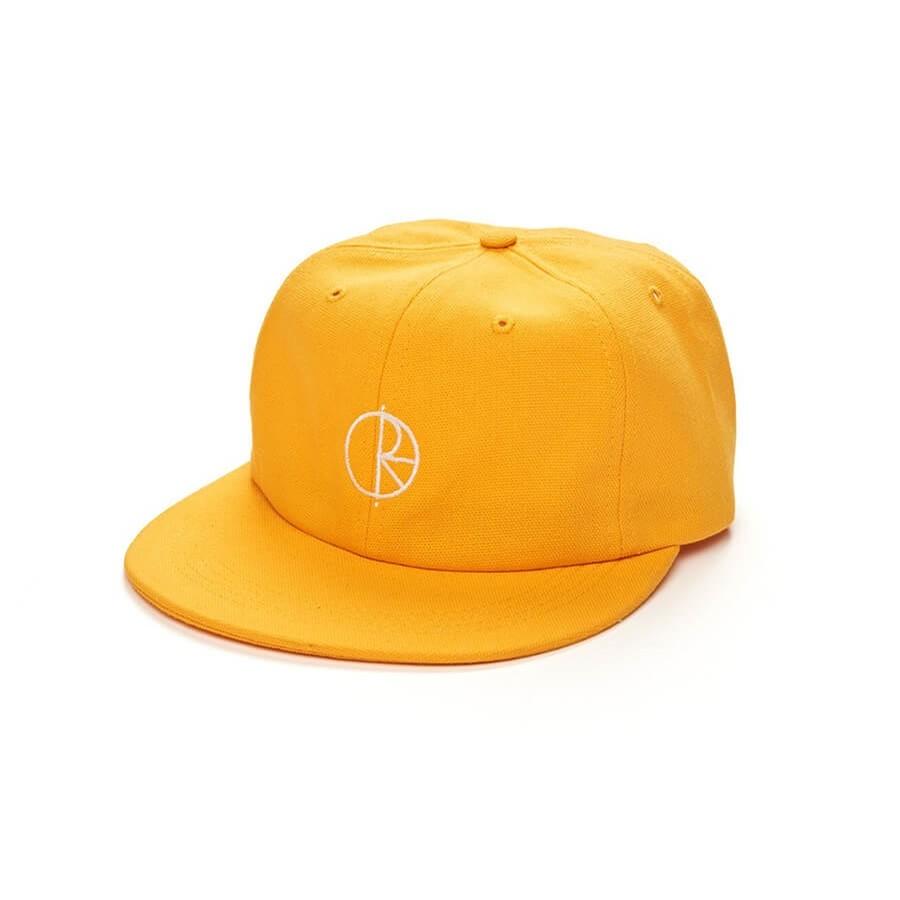 Canvas Cap (Yellow)