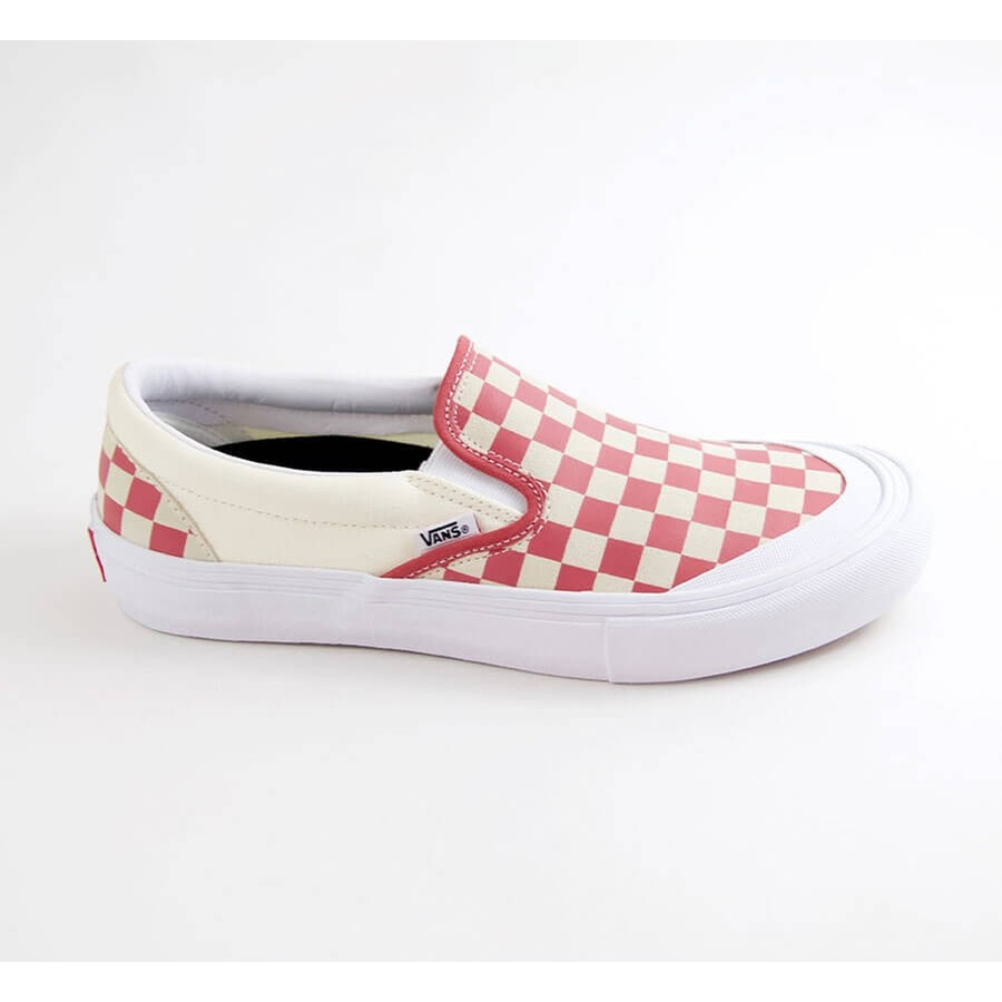 Slip-On Pro (Checkerboard Mineral Red)