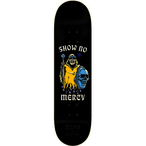 SUMMERS SHOW NO MERCY DECK 8.50
