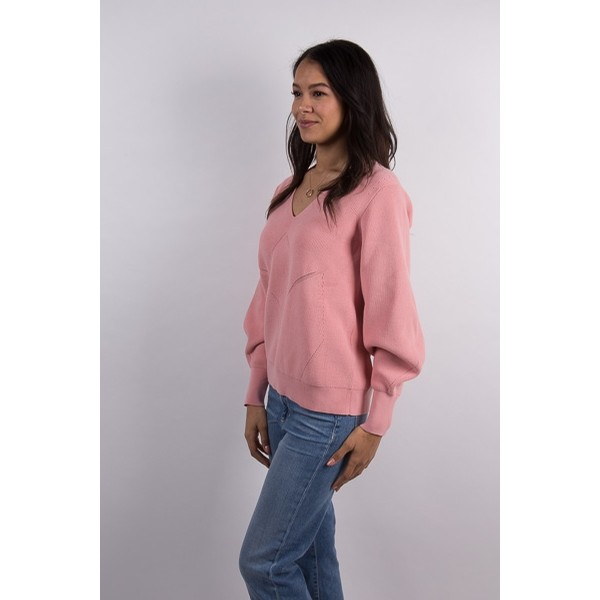 Lison Knit: Rose