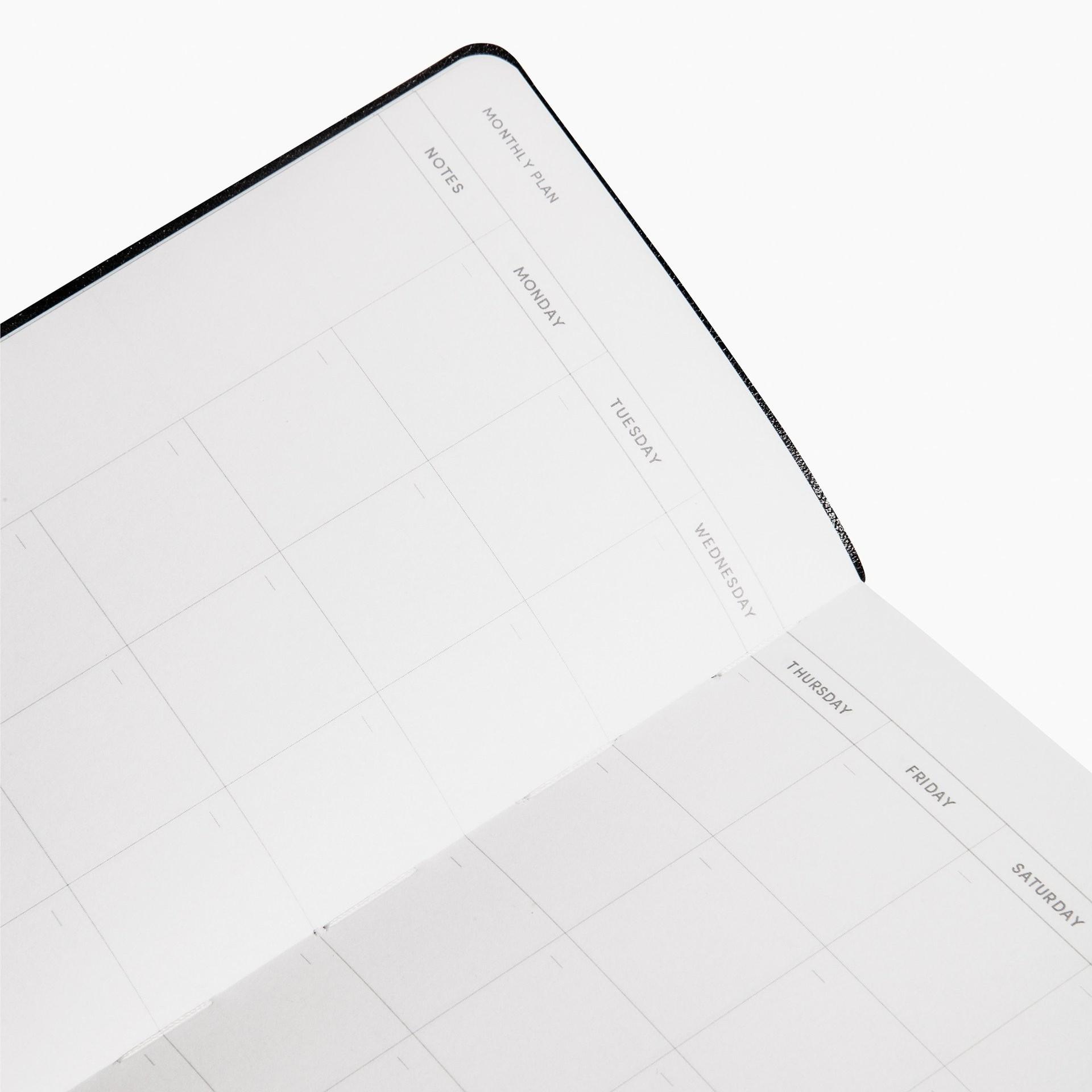 Simple Planner: Midnight