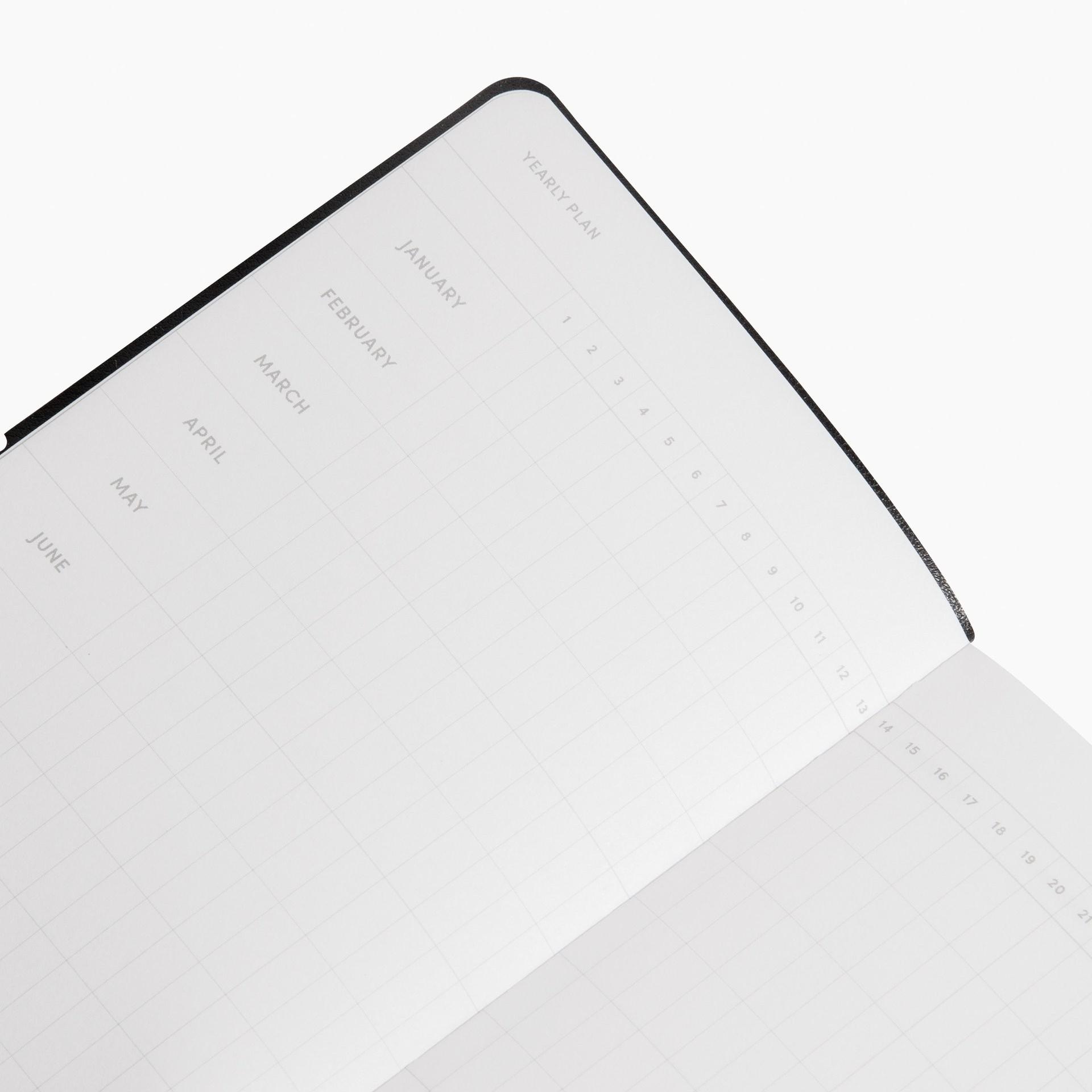 Simple Planner: Cobalt