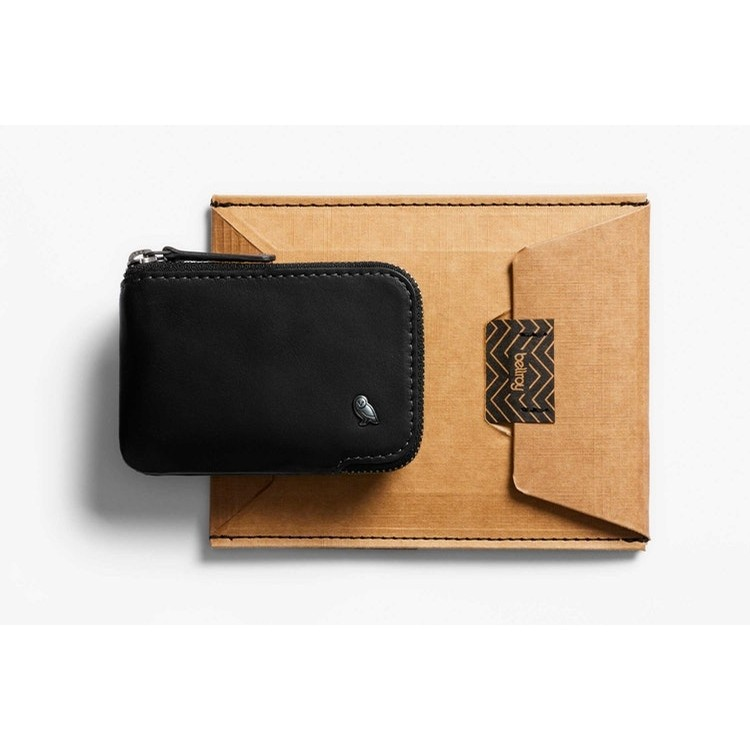 Card Pocket: Black