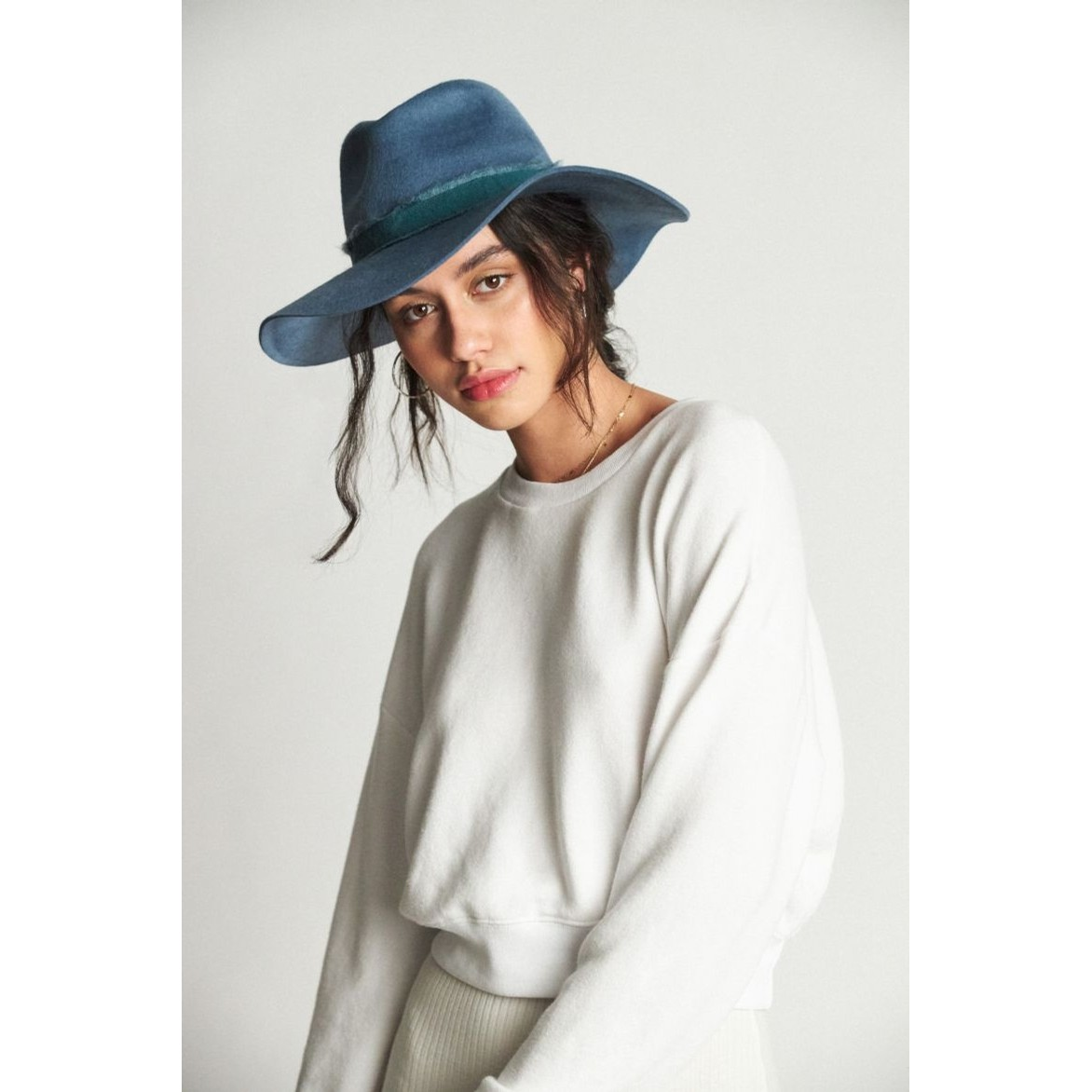 Ella Fedora: Orion Blue