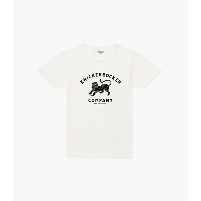 Company Tube Tee: Milk