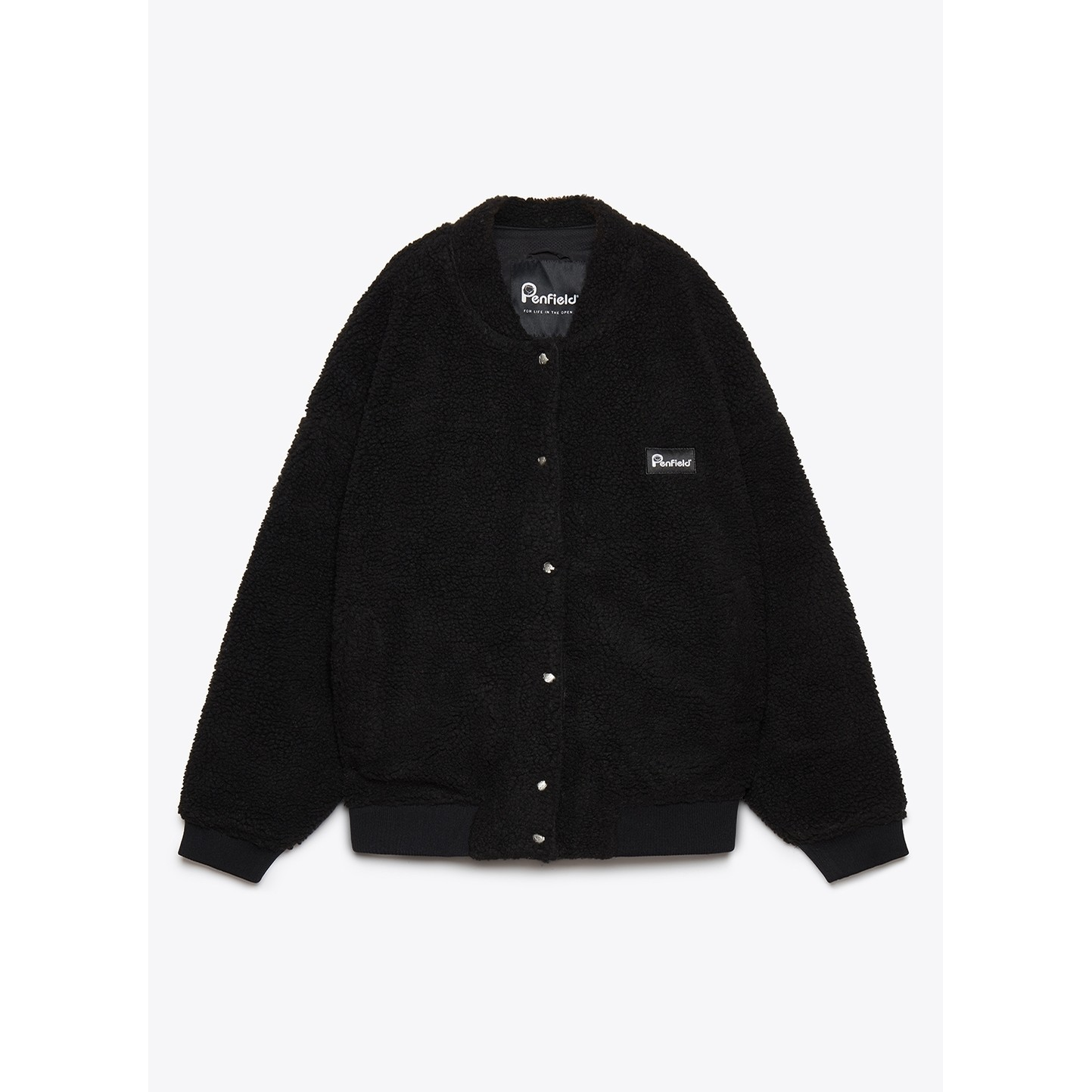 Lyman Fleece: Black