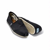 TOMS Shoes Classic Canvas (Black)