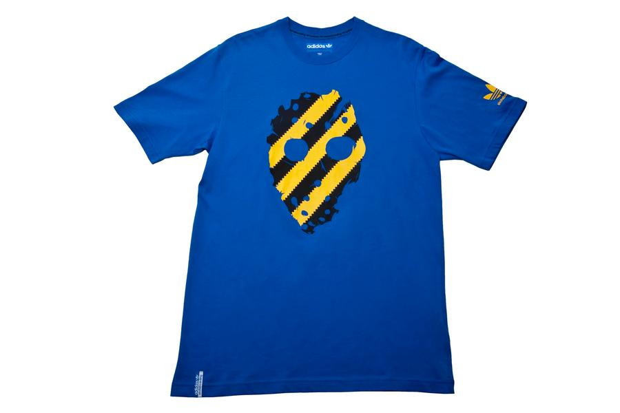 Westhusing Tee Airforce Blue/Sun