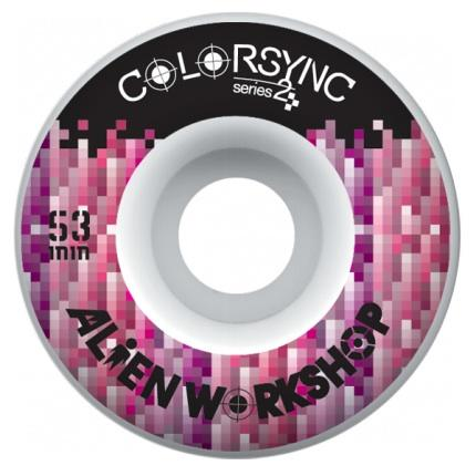 Colorsync 2 wheels