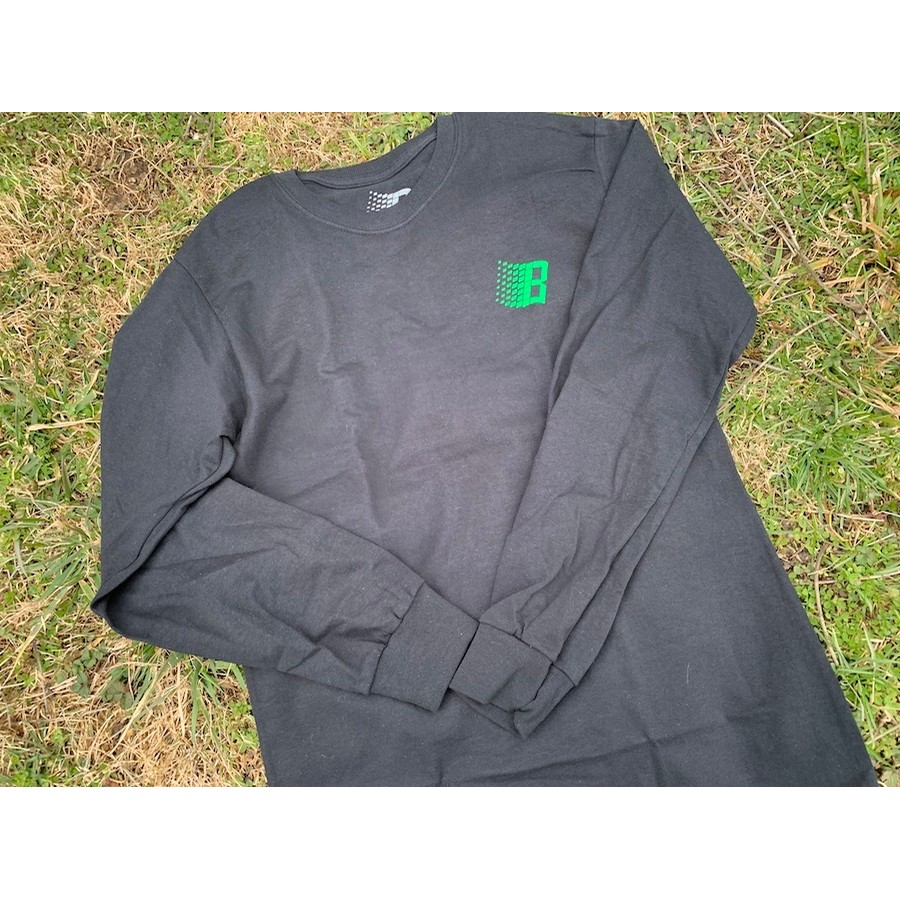 B Logo Long Sleeve