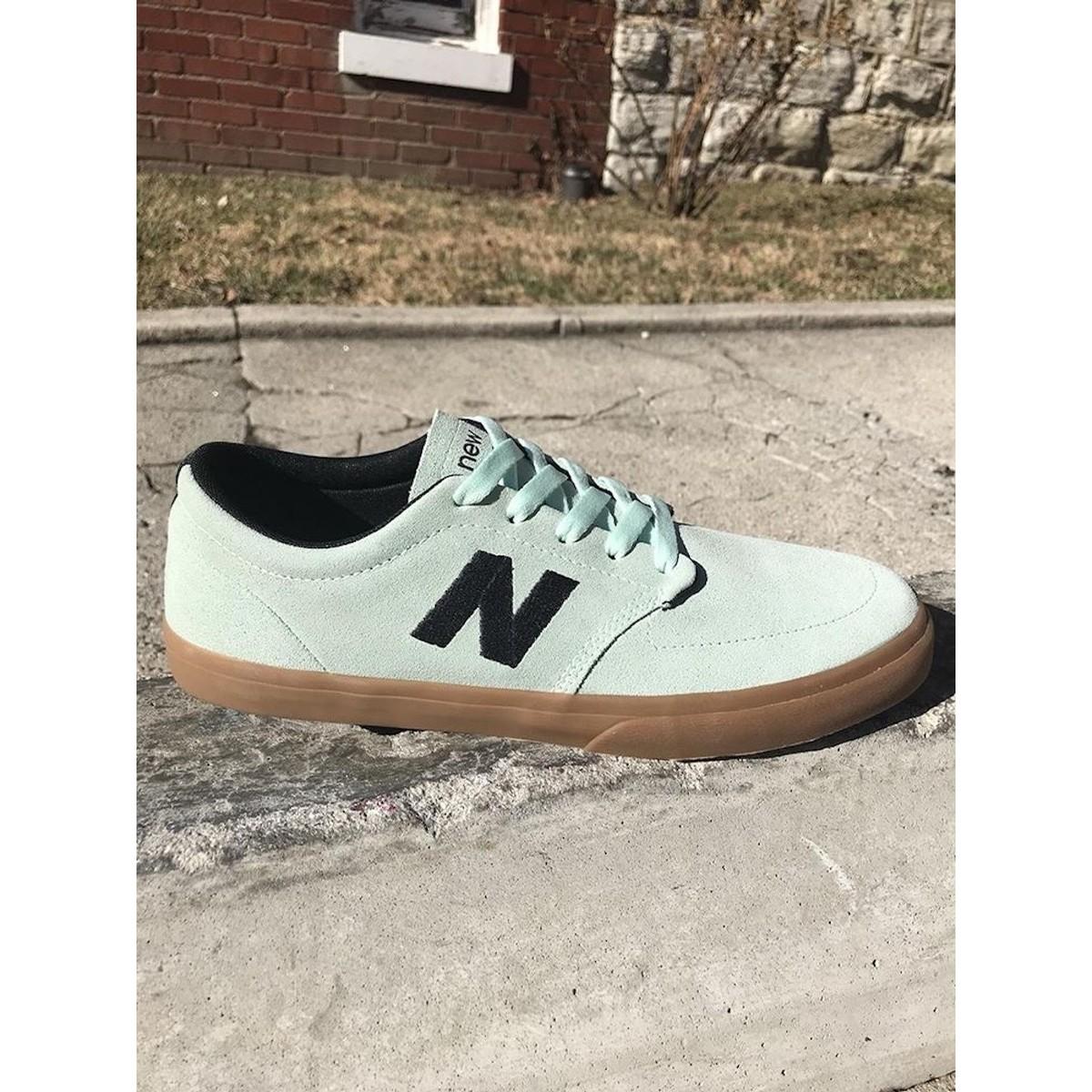 9c58fcc041 New Balance Numeric 345 Mint Gum Footwear at Home Skateshop
