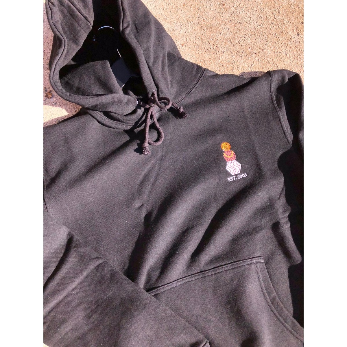 Quartersnacks Embroidered Snackman Hoody