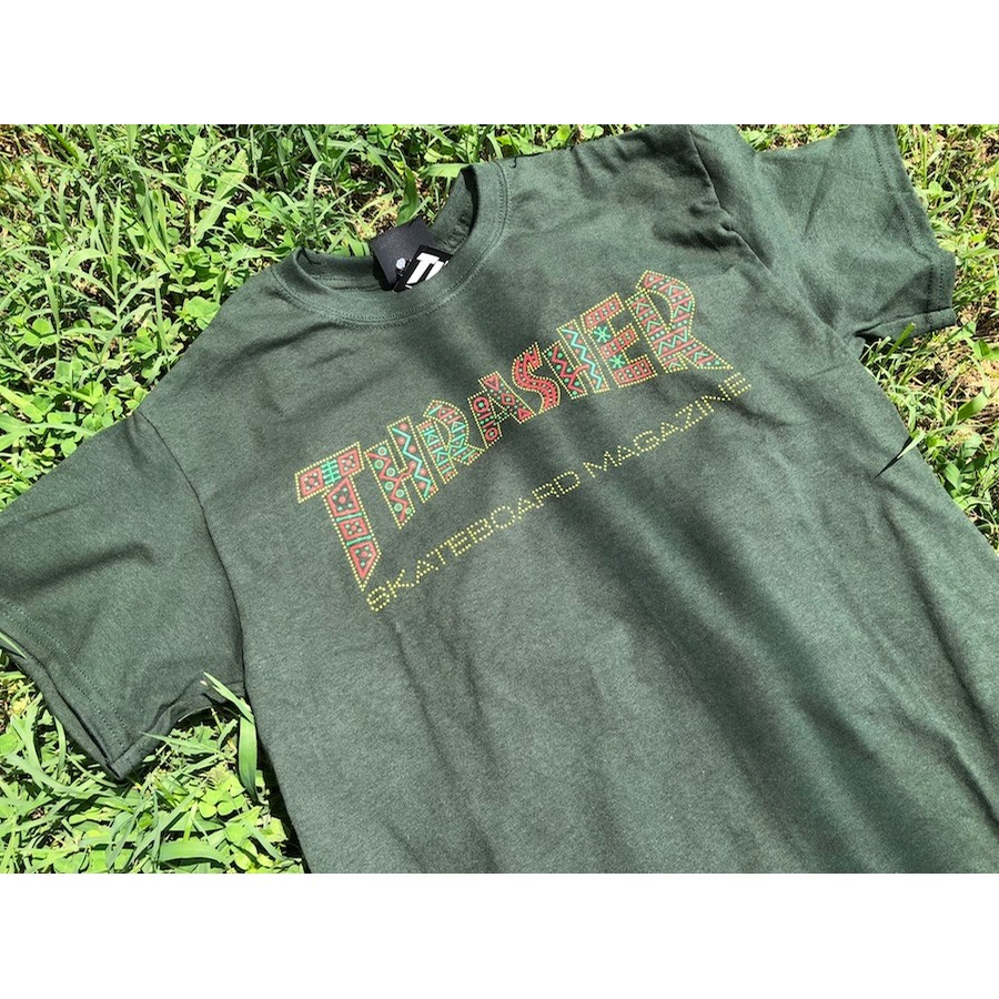 Thrasher Davis Tee