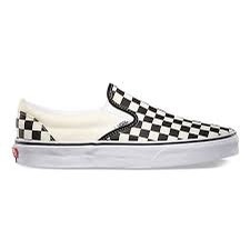 VANS Youth Slip-On (Checkerboard)