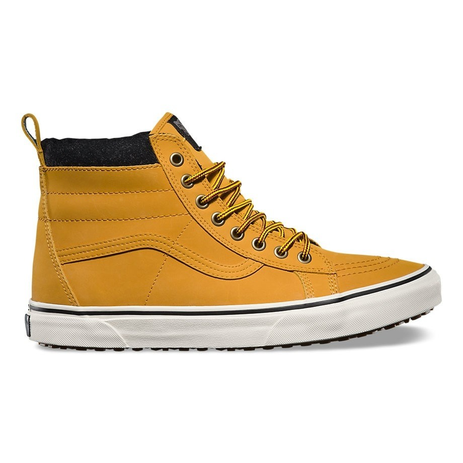 VANS Sk8-Hi MTE (Honey/Leather)