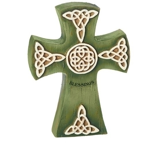 Small Celtic Standing Cross