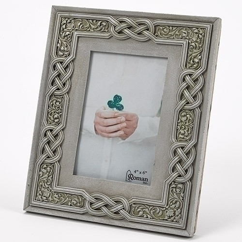 Celtic Design Irish Frame 4x6