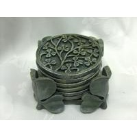 BOE Shamrock Coasters 6 PC SET