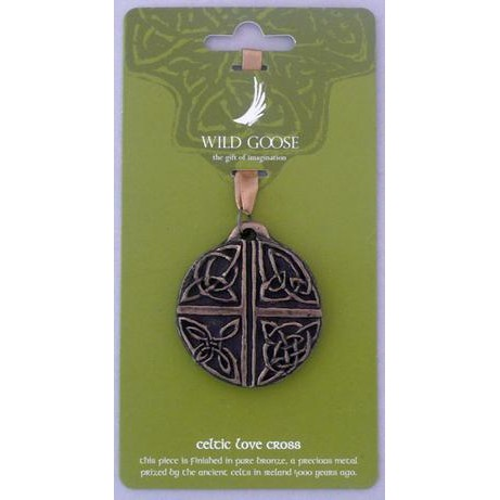 Celtic Decoration (Celtic Love Cross)