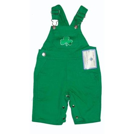 Creative Knit Wear Shamrock Overall