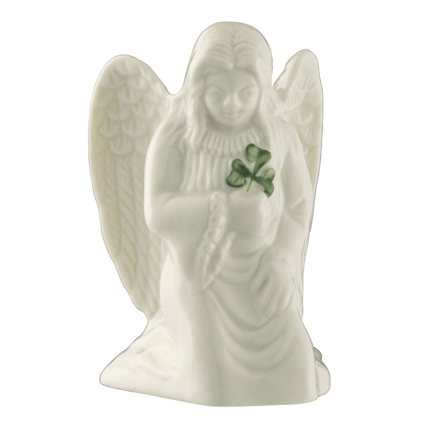 Belleek China Angel of Protection