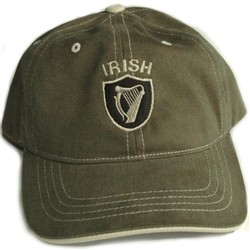 Irish Sheild Cap