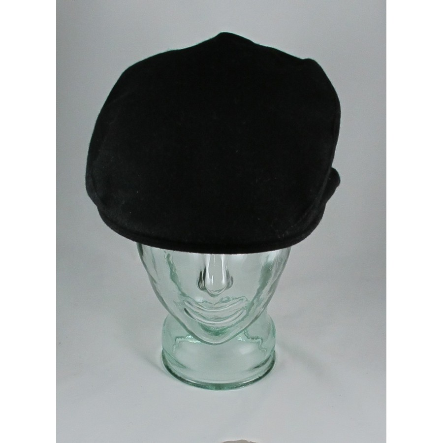 Black Touring Cap