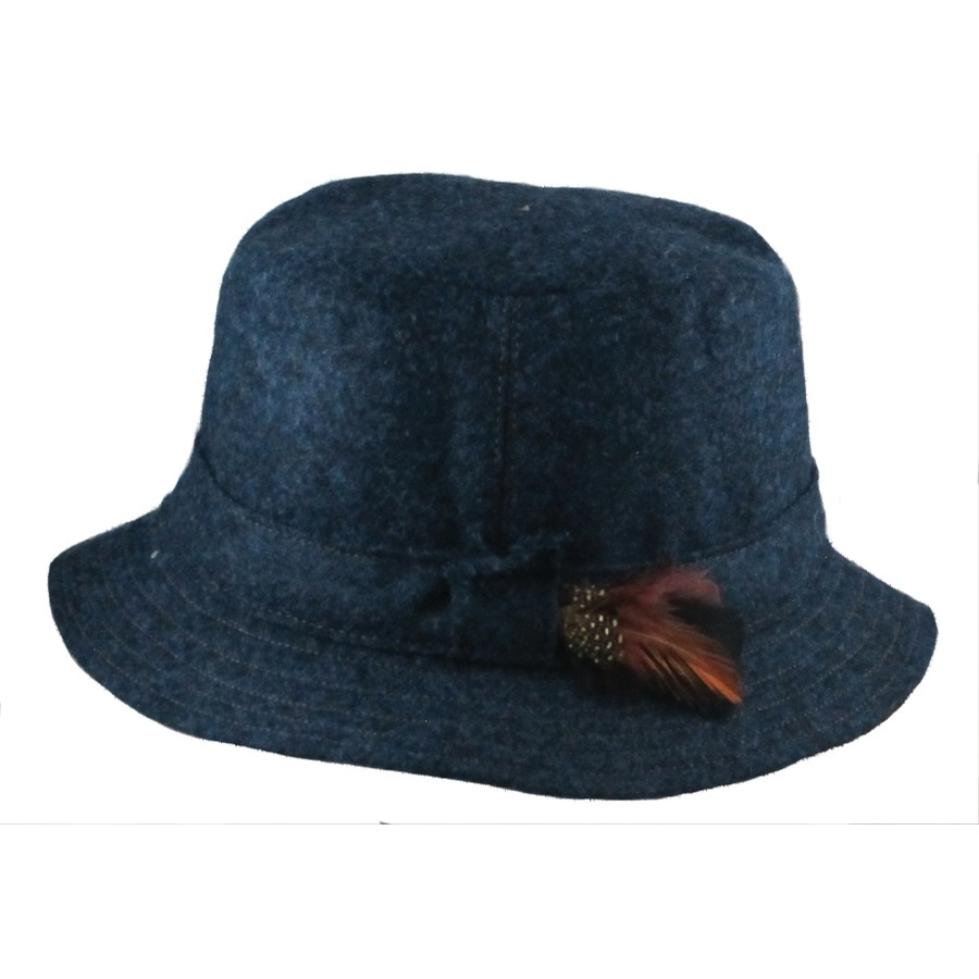 Midnight Blue Walking Hat